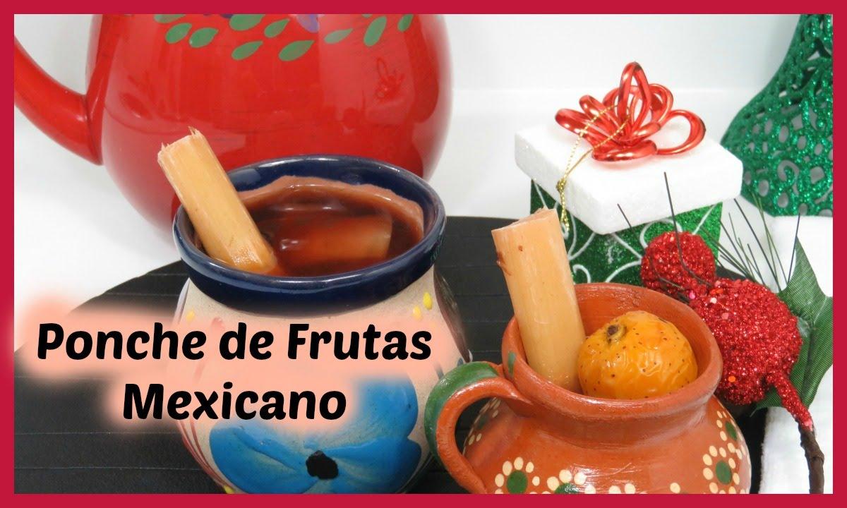 imagen de ponche de frutas